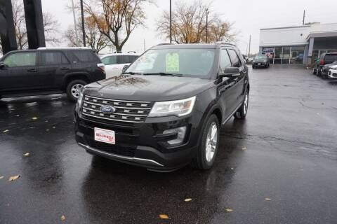 2017 Ford Explorer for sale at Ideal Wheels in Sioux City IA