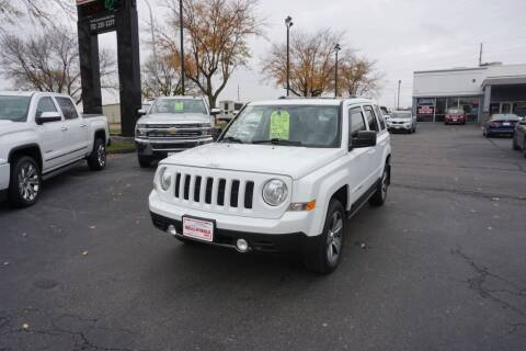 2016 Jeep Patriot for sale at Ideal Wheels in Sioux City IA