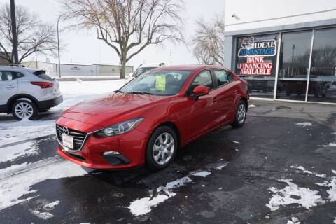 2015 Mazda MAZDA3 for sale at Ideal Wheels in Sioux City IA