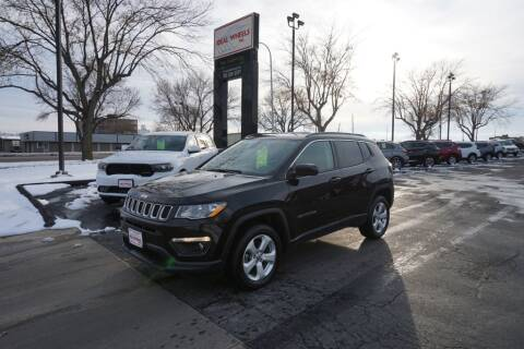 2018 Jeep Compass for sale at Ideal Wheels in Sioux City IA