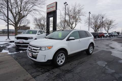 2014 Ford Edge for sale at Ideal Wheels in Sioux City IA