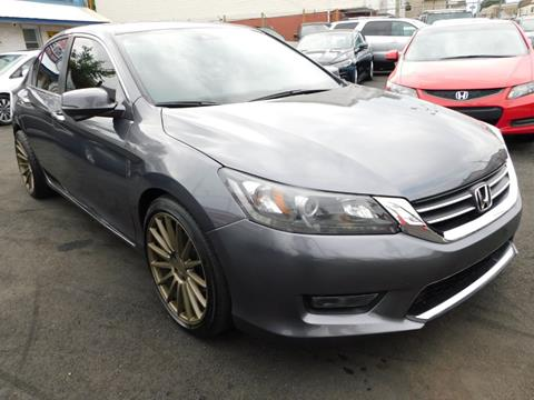 2015 Honda Accord for sale in Elizabeth, NJ