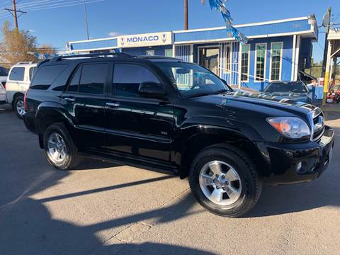 2006 Toyota 4Runner for sale at Monaco Auto Center LLC in El Paso TX