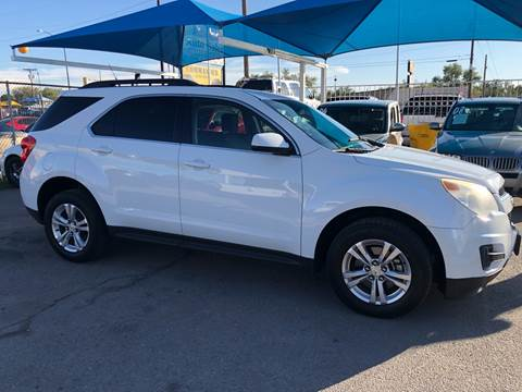 2011 Chevrolet Equinox for sale at Monaco Auto Center LLC in El Paso TX
