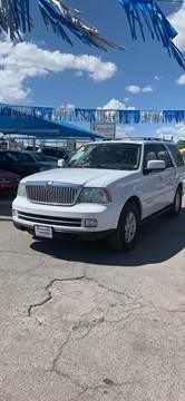 2006 Lincoln Navigator for sale at Monaco Auto Center LLC in El Paso TX