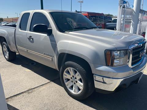 2007 GMC Sierra 1500 for sale at Monaco Auto Center LLC in El Paso TX