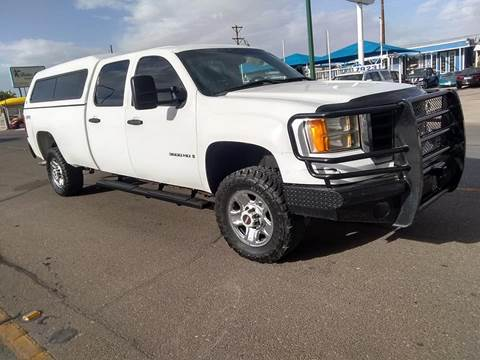 2007 GMC Sierra 3500HD for sale at Monaco Auto Center LLC in El Paso TX