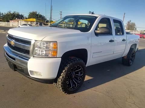 2011 Chevrolet Silverado 1500 for sale at Monaco Auto Center LLC in El Paso TX