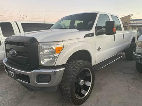 2012 Ford F-350 Super Duty for sale at Monaco Auto Center LLC in El Paso TX