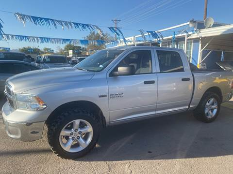 2014 RAM Ram Pickup 1500 for sale at Monaco Auto Center LLC in El Paso TX