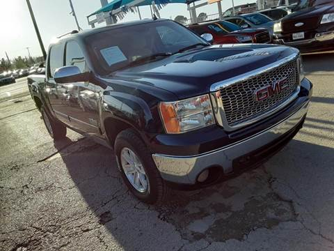 2008 GMC Sierra 1500 for sale at Monaco Auto Center LLC in El Paso TX