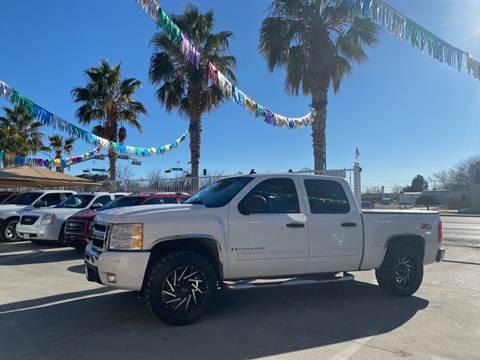 2009 Chevrolet Silverado 1500 for sale at Monaco Auto Center LLC in El Paso TX