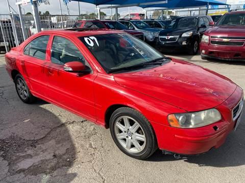 2007 Volvo S40 for sale at Monaco Auto Center LLC in El Paso TX
