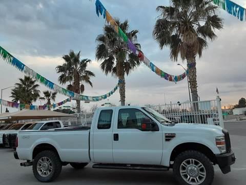 2010 Ford F-250 Super Duty for sale at Monaco Auto Center LLC in El Paso TX