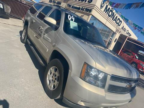 2009 Chevrolet Suburban for sale at Monaco Auto Center LLC in El Paso TX