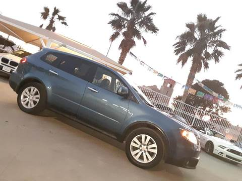 2009 Subaru Tribeca for sale at Monaco Auto Center LLC in El Paso TX