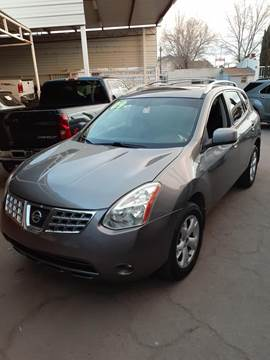 2009 Nissan Rogue for sale at Monaco Auto Center LLC in El Paso TX
