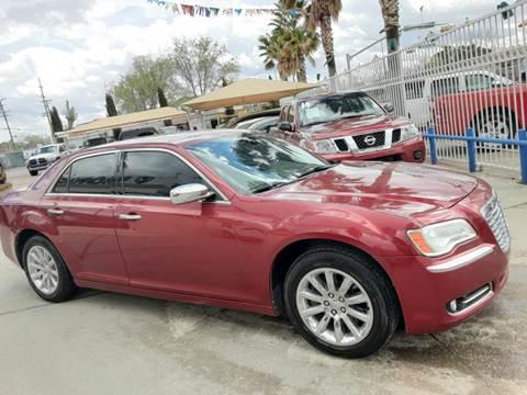 2011 Chrysler 300 for sale at Monaco Auto Center LLC in El Paso TX