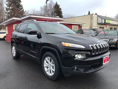 2018 Jeep Cherokee for sale in Anchorage, AK