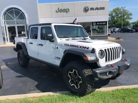 2020 Jeep Gladiator for sale in Quincy, IL