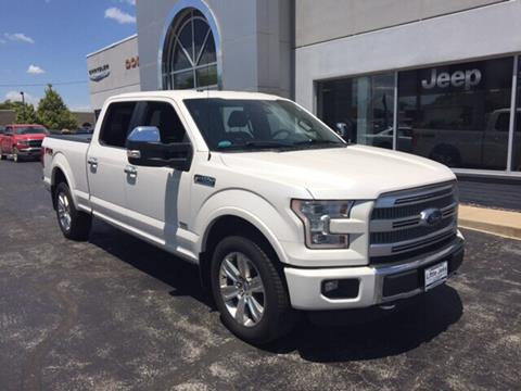 2015 F 150 For Sale >> 2015 Ford F 150 For Sale In Quincy Il