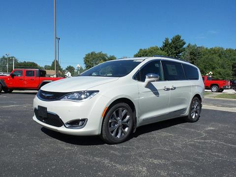 2020 Chrysler Pacifica for sale in Casey, IL