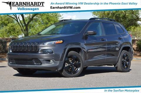 2015 Jeep Cherokee for sale in Gilbert, AZ