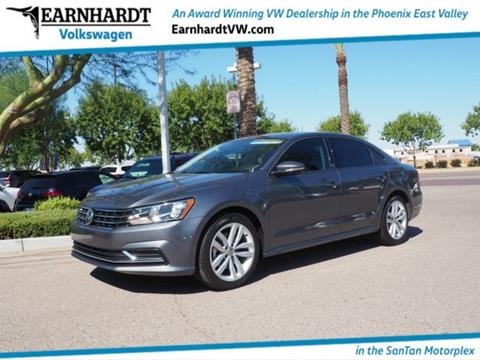 2019 Volkswagen Passat for sale in Gilbert, AZ