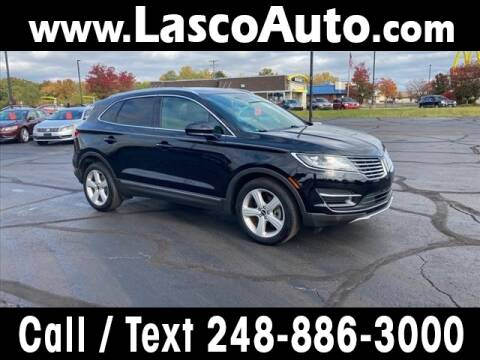 2017 Lincoln MKC for sale at Lasco of Waterford in Waterford MI