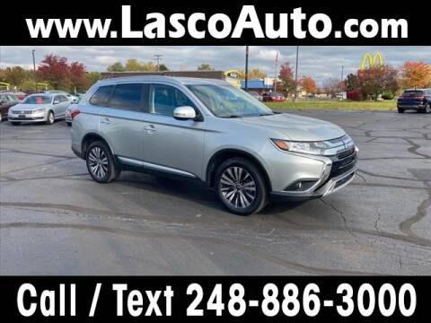 2019 Mitsubishi Outlander for sale at Lasco of Waterford in Waterford MI