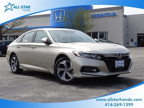 2019 Honda Accord for sale in Greenfield, WI