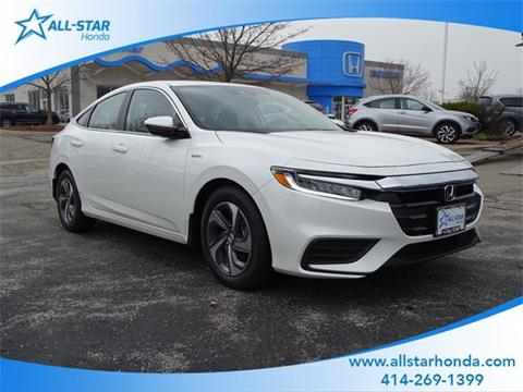 2019 Honda Insight for sale in Greenfield, WI