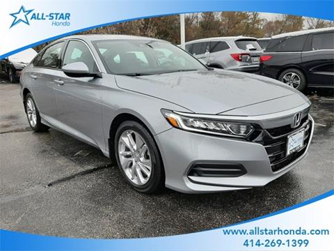 2018 Honda Accord for sale in Greenfield, WI