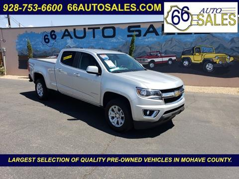 2016 Chevrolet Colorado for sale in Kingman, AZ