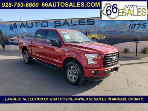 2016 Ford F-150 for sale in Kingman, AZ