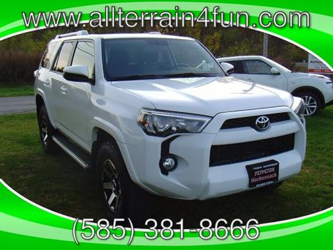 2016 Toyota 4Runner for sale in Rochester, NY