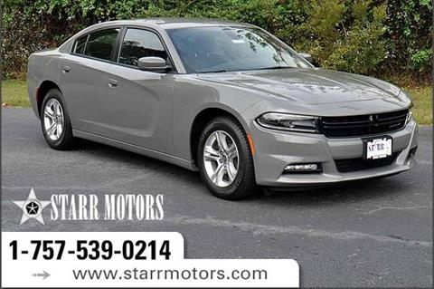2019 Dodge Charger for sale in Suffolk, VA