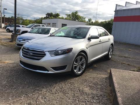 2016 Ford Taurus for sale in Hastings, MI