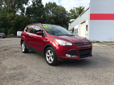 2015 Ford Escape for sale in Hastings, MI
