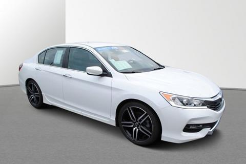 2016 Honda Accord for sale in Ashland, WI