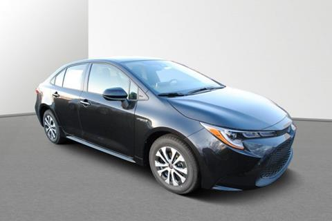 2020 Toyota Corolla Hybrid for sale in Ashland, WI