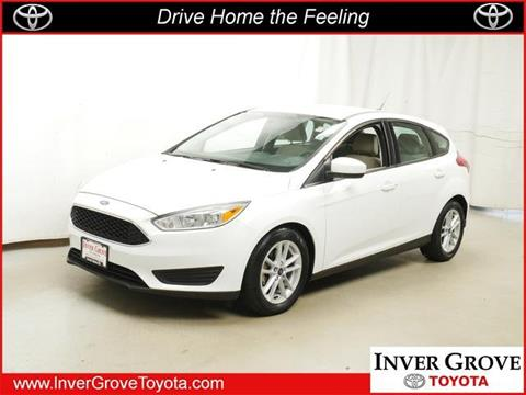 2018 Ford Focus for sale in Inver Grove Heights, MN