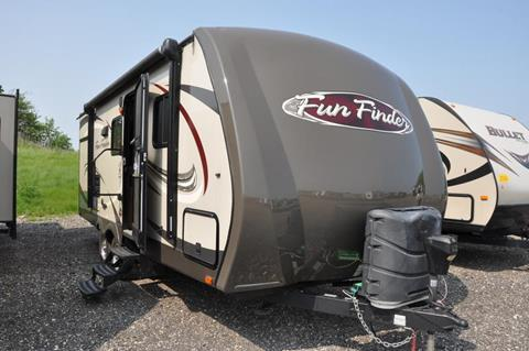 2014 Cruiser RV Fun Finder F-215WSK for sale in Burlington, WI