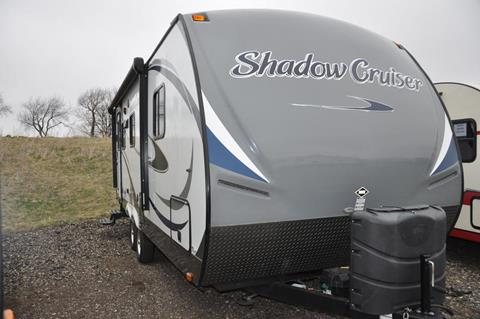 2014 Cruiser RV Shadow Cruiser S-225RBS for sale in Burlington, WI