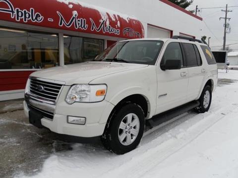 2008 Ford Explorer for sale in Muskegon, MI