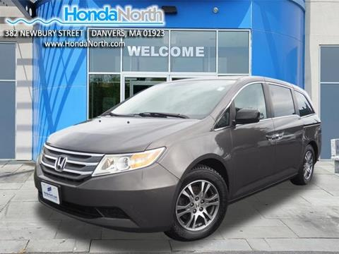 2013 Honda Odyssey for sale in Danvers, MA