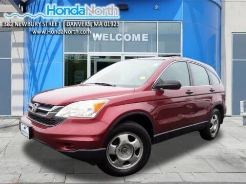 2010 Honda CR-V for sale at 1 North Preowned in Danvers MA