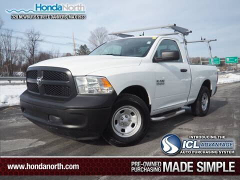 2016 RAM Ram Pickup 1500 for sale at 1 North Preowned in Danvers MA