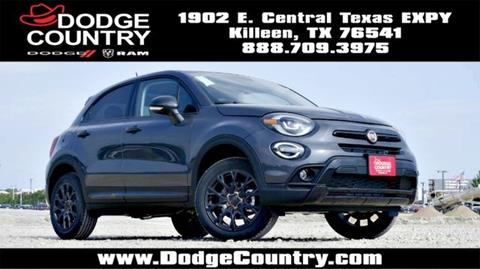 2019 FIAT 500X for sale in Killeen, TX
