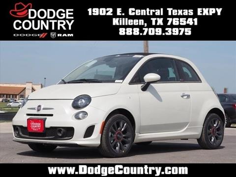 2019 FIAT 500c for sale in Killeen, TX
